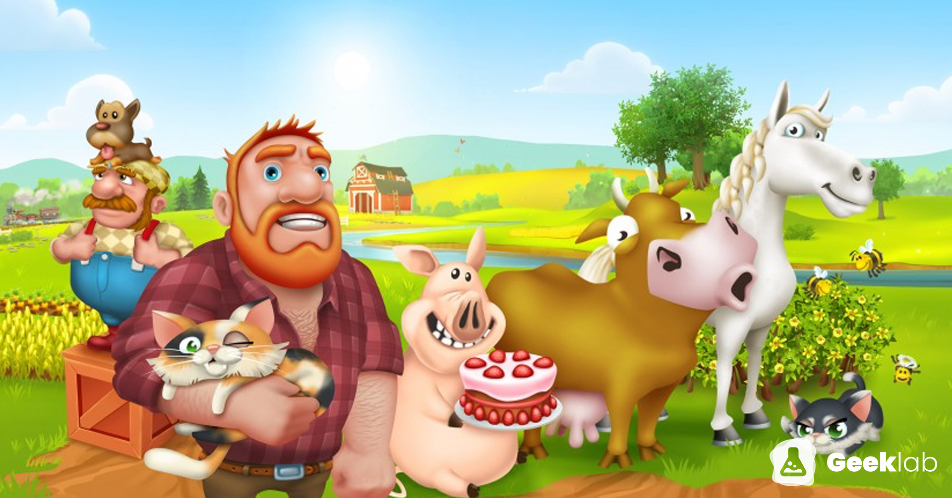 HayDay - why is it so addictive?